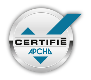 Logo certifié APCHQ